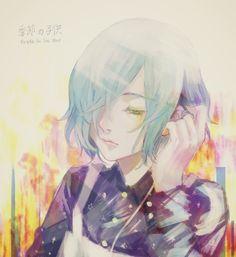 Touka Kirishima of the :Re is... is... Beautiful