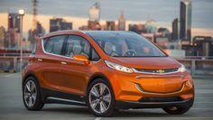 f355096a269 2015 Chevrolet Bolt EV Concept all electric vehicle Veiculo Eletrico