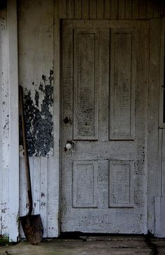 Mud Room Door Photograph  - Mud Room Door Fine Art Print