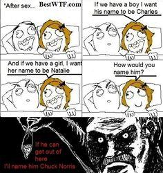 chuck norris meme comic