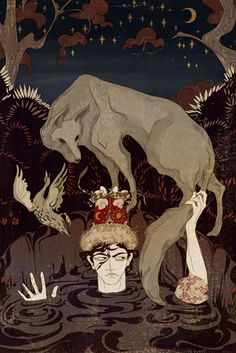 If You Don't Like It, Don't Listen from a collection of Russian Fairy Tales