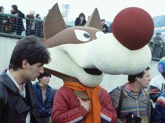 Sarajevo 1984 Mascot   Olympic Photo