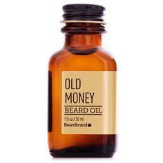 Old Money Beard Oil