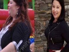 104 kg-t fogyott, pedig napi 6-szor eszik – Ez a diéta segített neki! Diet