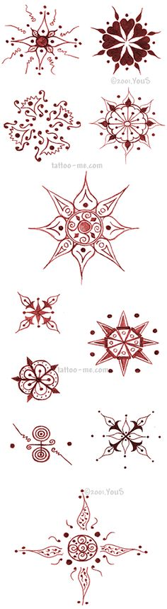 Mandala Tattoo | mandala mandala tattoos tattoos tattoo designs tattoo pictures ...