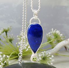 Hey, I found this really awesome Etsy listing at https://www.etsy.com/listing/270596129/blue-lapis-lazuli-peridot-pendant