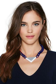 Marissa Chain Necklace at Nasty Gal