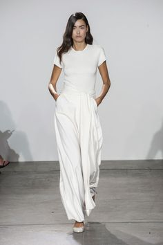 Nonoo, RTW, New York Spring/Summer 2015.
