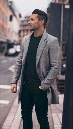 24 Business casual outfits for you!streetwear 24 Business casual outfits for you! 24 Business casual outfits for you! Fashion Business, Business Mode, Business Casual Men, Men Casual, Office Casual Men, Man Style Casual, Casual Menswear, Business Outfits, Winter Outfits For Teen Girls