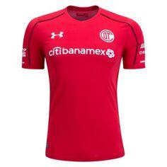 BNWT Toluca 2018 19 Home Jersey Liga Mx red-Best Quality 1a082b3db