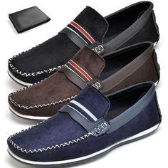 Sapato Social Masculino Cano Alto em Couro Valesconi Calçados Marrom