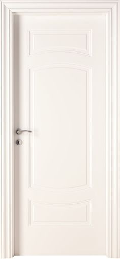 UnionPorte FLEXO 105P Interior Door Bianco Night