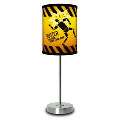 MythBusters Buster Lamp