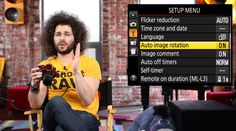 Nikon D3300 Users Guide | Fro Knows Photo