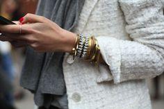 accessorize intelligently #streetstyle #bijoux