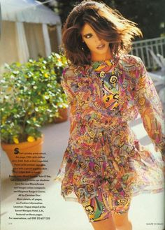 """Timeless Fashion """"Second skin"""" Stephanie Seymour by Sante D'Orazio for Vogue UK, March 1991 1990s Supermodels, Original Supermodels, Stephanie Seymour, 90s Fashion, Fashion Models, Fashion Styles, Karl Otto, 90s Models, 20th Century Fashion"""