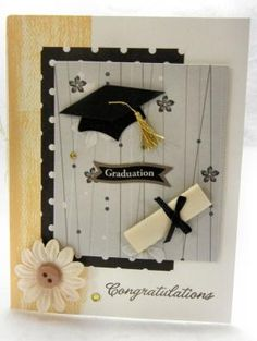 graduation homemade cards - Google Search by rosa.f.aponte