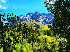 """""""Early Fall On Black Mesa"""" by Dale Jackson Final Finisher in First Autumn Photo Contest."""