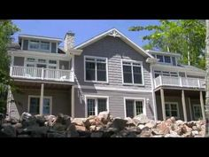 Contemporary Craftsman Cottage VIDEO by Dickinson Homes