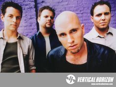 See Vertical Horizon pictures, photo shoots, and listen online to the latest music. Vertical Horizon, Limp Bizkit, Rock Sound, Music Guitar, Pop Rocks, Latest Music, Britney Spears, Lady Gaga, Justin Bieber