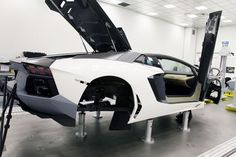 Lamborghini gallardo parts