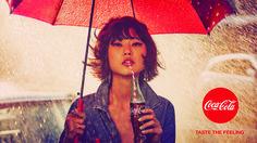 Confira as fotos da campanha 'Sinta o sabor': The Coca-Cola Company