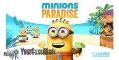EA Games Will Present Latest City Builder Genre Game Called Minions Paradise For iPhone