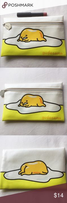 💄Ipsy Makeup Bundle!💄 💄Brand new Ipsy bundle!💄 Gudetama design Ipsy bag, brand new!!! Features the adorable Gudetama lazy egg napping on the makeup bag. Feels like a strong leather material. Never used!💄NudeStix lip color in the shade Rose! Gorgeous color, and a 3 in 1 matte formula that lasts up to 9 hours. Dries in 30 seconds, lasts all night! Brand new, only swatched once! 💄Feel free to ask for trades, bundle, or make an offer! 💄 NYX Makeup Lipstick
