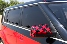 Kia Soul 'Art Cars' decorated with Nora Noh's signature motifs, patterns and designs. Check out some of these artsy and stylish Souls!