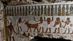 Egypt unearths 3000-year-old tomb