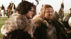 Happy Father's Day, @Eddard_Stark_. You were the best, even though you never told about my mother.