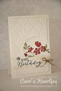 Stampin' Up! Painted Petals, Butterfly Basics, SALE-A-Bration, Spring/Summer catalogue 2015