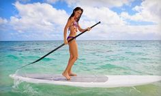 10 tips for stand up paddle boarding beginners - Green Water Sports