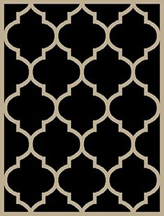Malmo 1503 X Black Cream Rugs Modern Ideas For The House Pinterest Hallway Runner And Sisal