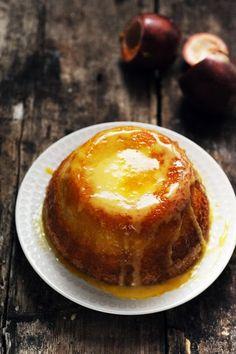 Dorian cuisine.com Mais pourquoi est-ce que je vous raconte ça... : Juste un petit plaisir pour un samedi chez les bisounours, un passion cake aussi acidulé que fondant !