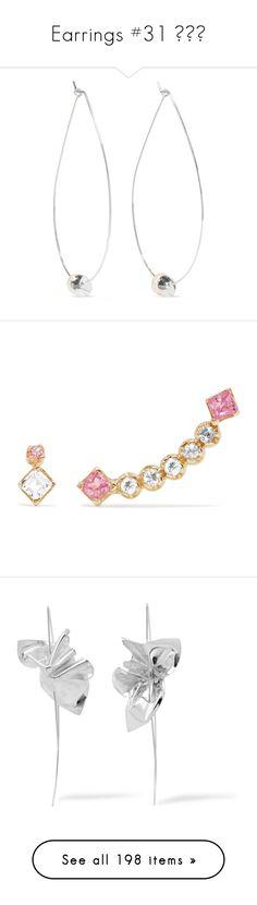 """""""Earrings #31 👂😽😻"""" by janelee8598 ❤ liked on Polyvore featuring jewelry, earrings, sterling silver pearl earrings, tear drop earrings, lightweight hoop earrings, hoop earrings, pearl hoop earrings, topaz jewelry, round earrings and gold jewellery"""