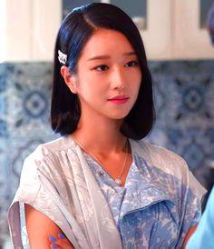 Korean Accessories, Hair Accessories, Size Zero, Korean Actresses, Its Okay, Hair Inspo, Hair Clips, Korean Fashion, Seo