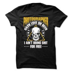 Awesome Photographer ShirtProud to be a Photographer? Then this one is for you!!photography, photographer