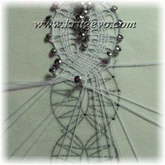 Pin Weaving, Bobbin Lacemaking, Bobbin Lace Patterns, Lace Jewelry, Peyote Stitch, Needlepoint, Tatting, Embroidery, Crafts