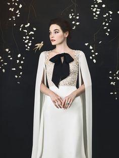 Reem Acra Bridal Spring 2018 HARPER'S BAZAAR BRIDAL'S BREAKFAST AT TIFFANY'S