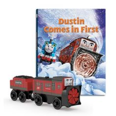 Dustin Comes in First Book Pack