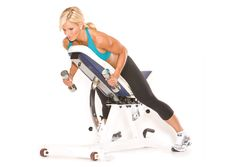 8 Effective Triceps Moves — Incline Triceps Kickback