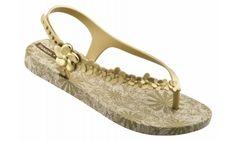iPANEMA Gisele Bundchen | Beige Spring Sandal