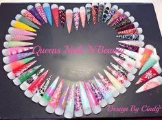#Nails #Art #Design #By #Cindy #https://#www.#Facebook.#com/#Queens #Nail #N #Beauty / #Intasgram  #cindytranaus