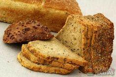 Receita de Pão de farelo de trigo - Comida e Receitas