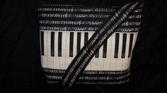 Piano Tote Bag ... by StreetSmartDesignzz on Etsy