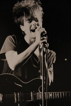Ian McCulloch  Of Echo  And The Bunnymen