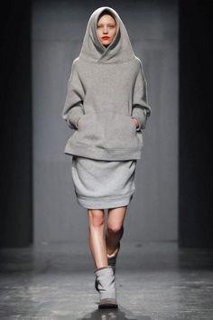 Julien David Fall/Winter 2012 collection.