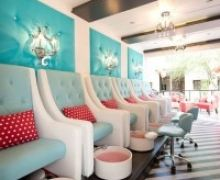 Mobile Spa Party Gallery Fly Nail Salon Design Beauty