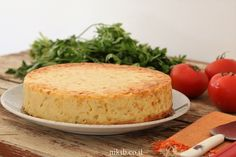 Quiche Recipes, White Cheese, Corn Kernel, Tasty, Yummy Food, Grated Cheese, Cake Pans, Fritters, Beignets